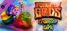 [STEAM] DLC do jogo Forge of Gods- Promote Pack