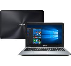 """Notebook Asus X555UB Intel Core i5 6200U 15,6"""" 8GB HD 1 TB GeForce 940M (2 GB)"""