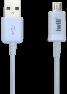 Cabo Micro USB Cable-Sam347 iwill Para Carregar, Compartilhar Dados Compatível Com Android por R$2