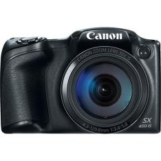 Câmera Digital Canon Powershot SX400IS 16MP Zoom Óptico por R$ 585