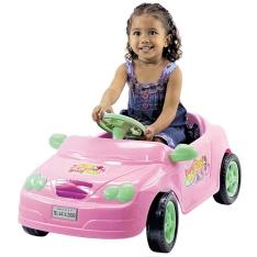 Carro Mitro Mercedes A Pedal - Rosa POR r$ 91