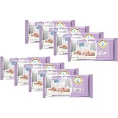 Kit 8 Toalhas Umedecidas Huggies Baby Wipes - 384 Unidades  - R$44,93