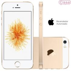 Smartphone Apple iPhone SE 16GB Desbloqueado Dourado