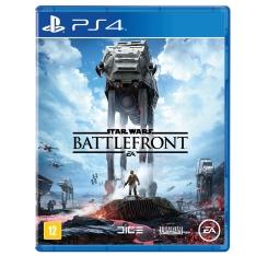 Star Wars: Battlefront - PS4 - R$ 49,31