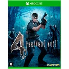 Game Resident Evil 4 Remastered - Xbox One