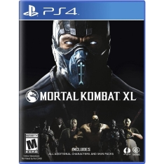 Mortal Kombat XL - PS4 - R$ 69,90