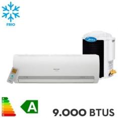 Ar-Condicionado Springer Midea 9.000 BTUs Frio Branco - R$1.099,00