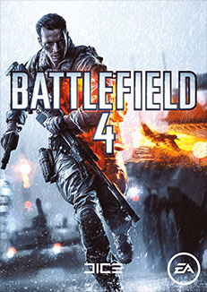Battlefield 4 - Origin PC - R$ 9,97