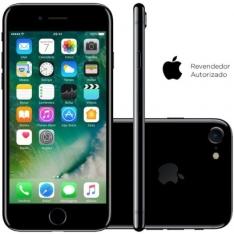 Iphone 7 256gb Preto Brilhante - No Boleto - R$ 3.499