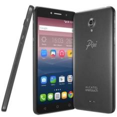 Smartphone Alcatel Pixi4 Preto - R$519