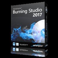 Ashampoo Burning Studio 2017 [for PC] - Free! (100% off)