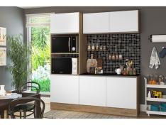 Cozinha Compacta com Balcão Multimóveis Linea por R$ 570