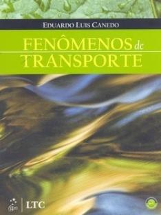 Livro Fenômenos de Transporte - Canedo,Eduardo Luis - R$ 29,90