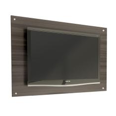 """Painel para TV até 40"""" em MDP Capuccino Caemmun União por R$ 30"""