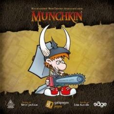 CARD GAME MUNCHKIN - R$87