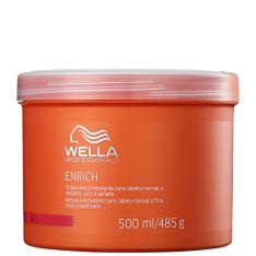 Wella Professionals Enrich Máscara Cabelos Normais a Finos - R$149,99