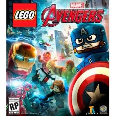 Lego Marvel Vingadores - PC MIDIA FÍSICA - R$ 16,91
