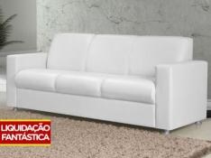 Sofá 3 Lugares Roma - American Comfort - R$ 332,41