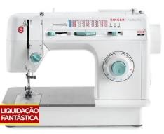 Máquina de Costura Singer Facilita PRO 2968 - 18 Tipos de Ponto - R$ 759,05