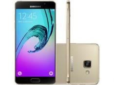 """Samsung Galaxy A5 Duos Dourado, com Tela de 5.2"""", 4G, 16 GB e Câmera de 13 MP  - por R$ 1019,45"""