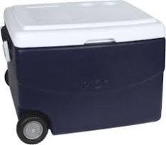 Caixa Térmica 70 Litros Mor Glacial Azul - R$ 214,35