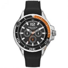 Relógio Masculino Multifunção Nautica - R$ 269,90