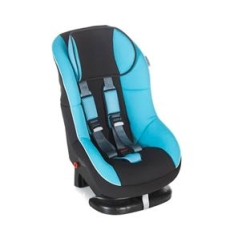 Cadeira para Automóvel Voyage Neo CV3002 – 9 a 18 kg - Preto/Azul - R$138