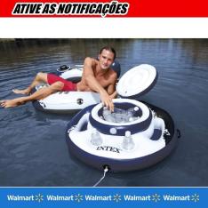 Bar Cooler Flutuante Intex 30 Latas - R$59,90