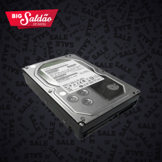 HD 2.000GB (2TB) - 7.200RPM - SATA3 - 3,5pol por R$259,90