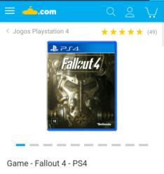 Fallout 4 Ps4 Submarino