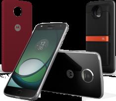 "Smartphone Motorola Moto Z Play Sound Ed. Preto Tela 5.5"" Android™6.0.1 Marshmallow Câm 16Mp 32Gb"