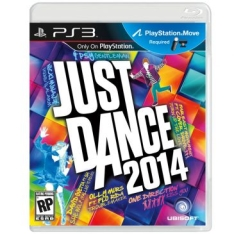 Jogo Just Dance 2014 (PS3) - R$6