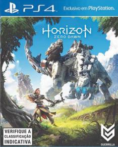Horizon Zero Dawn (PS4) - R$158,39 (BOLETO)