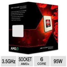 AMD FX-6300 3.5GHZ PILEDRIVER por R$ 347