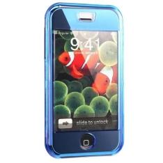 Capa De Acrílico Para Ipod Touch - Azul por R$1