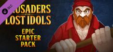 Crusaders of the Lost Idols: Epic Starter Pack • [KEY STEAM GRÁTIS]