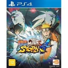 Naruto Shippuden: Ultimate Ninja Storm 4 - PS4 - R$ 89,99