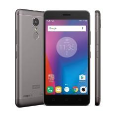 """Smartphone Lenovo Vibe K6 Dourado com 32GB, Tela 5"""", Câmera 13MP, 4G, Dual Chip, Android 6.0, RAM de 2GB e Processador Qualcomm Octa-Core por R$879"""