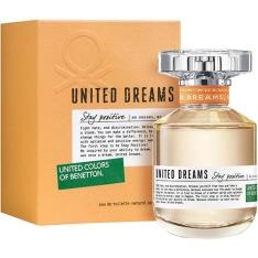 Perfume Benetton Stay Positive Feminino Eau de Toilette 50ml por R$50
