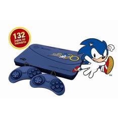 Master System Evolution Tectoy Blue - 132 Jogos - R$ 169,90