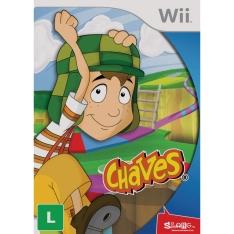 Jogo Chaves para Nintendo Wii - R$ 4,89