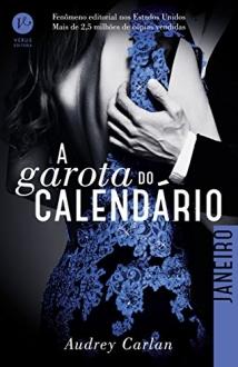 (GRÁTIS) A garota do calendário - Janeiro. Ebook kindle.