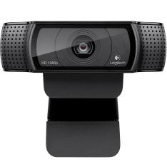 Web CAM FULL HD Logitech C920 - Ideal para youtuber por R$ 230