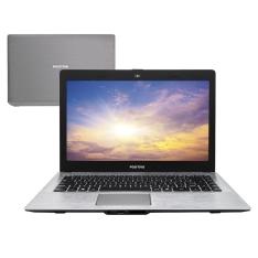 "Notebook Positivo Premium XRi7120 Intel Core i3 4005U 2GB 500GB Linux 14"" - R$1.200"