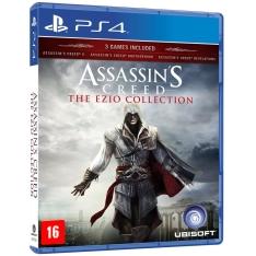 Jogo Assassin's Creed The Ezio Collection - PS4 - R$ 99,90