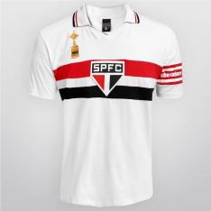Camisa Polo São Paulo Capitães Libertadores 1992 - R$ 56,91
