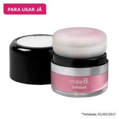 Make B. Soft Blush - R$28