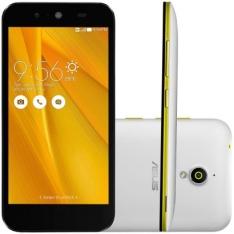 Smartphone Asus Live G500 HDTV Dual 16GB Desbloqueado Branco por R$ 600