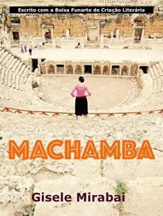 Ebook MACHAMBA - A recém-anunciada obra vencedora do troféu Kindle