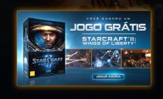 StarCraft II: Wings of Liberty Grátis